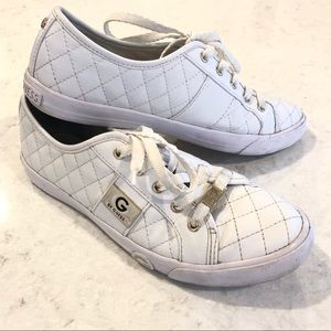 G by Guess Backer2 Quilted Sneakers—8.5